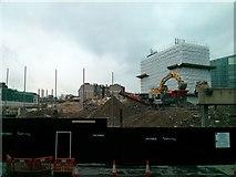 TQ2879 : Demolition in Victoria by PAUL FARMER