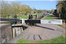 SO9969 : Top lock at Tardebigge by Philip Halling
