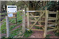SP7234 : Path by the Buckingham Canal Nature Reserve by Philip Jeffrey