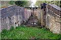 SP7235 : Hyde Lane Lock undergoing restoration by Philip Jeffrey