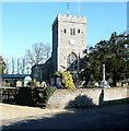 TQ0486 : Denham church by Graham Horn
