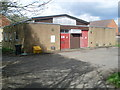 SP4335 : Telephone Exchange, Bloxham by David Hillas