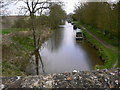 SU1761 : The canal north east of Pewsey looking east by Shazz