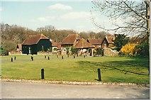 TQ0223 : Crimbourne House by Peter Jeffery