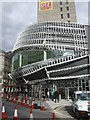 SP0686 : Birmingham New Street - New Stephenson Street Entrance by John M