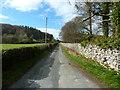 SD4880 : Road to Haverbrack by Alexander P Kapp