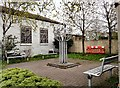 SJ8997 : Openshaw Peace Garden by Gerald England