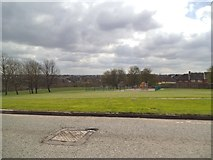 SO9394 : Woodcross Play Ground by Gordon Griffiths