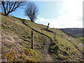 SO9215 : The Cotswold Way towards The Peak by Ian S