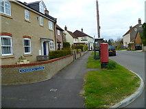 SU1131 : The Orange Way in Wiltshire (151) by Shazz
