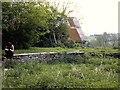SO2143 : Clyro mill pond by Richard Green