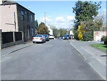 SE2023 : Carlton Road - looking towards Huddersfield Road by Betty Longbottom