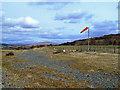 NM5943 : Glenforsa Aerodrome View by Mary and Angus Hogg