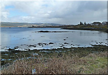 NM5643 : Salen Bay by Mary and Angus Hogg