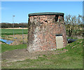 TG4110 : Hermitage drainage mill, Acle by Evelyn Simak