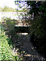 TM3974 : Culvert under the A144 The Street by Adrian Cable