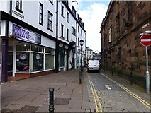 NY4055 : Citadel Row, Carlisle by Kenneth  Allen