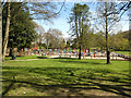 SD5908 : Haigh Country Park, Play Area by David Dixon