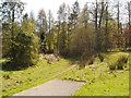 SD6008 : Haigh Country Park by David Dixon