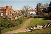 SK7954 : Castle Park by Richard Croft