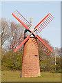SD6008 : Haigh Windmill by David Dixon