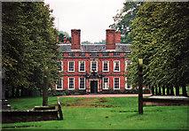 SJ8141 : Whitmore Hall, Whitmore by Stephen Richards