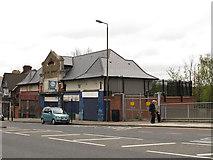TQ4375 : Former Eltham Park station building by Stephen Craven