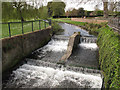 TQ5074 : Site of former water mill on the Cray by Stephen Craven
