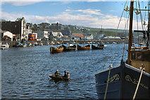 SC2484 : Peel Harbour by David Dixon