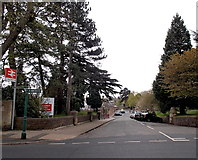 SO7845 : Station approach, Great Malvern by Jaggery