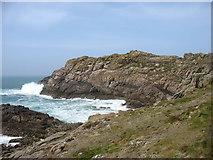 SV8716 : Shipman Head, Bryher by David Purchase
