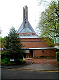 ST5773 : RC Cathedral, Clifton, Bristol by Jaggery