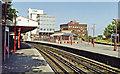 TQ2474 : East Putney station, 1991 by Ben Brooksbank