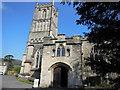 ST7593 : Saint Mary the Virgin, Wotton-under-Edge by Ian S