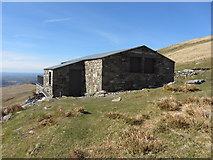 SH5956 : Halfway House, Snowdon by Gareth James