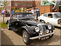 SD5705 : MG Midget Sports Car at Trencherfield Mill by David Dixon