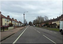 TL4661 : King's Hedges Road, Cambridge by Helen Steed