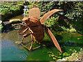 TQ3331 : Wakehurst Place: Don't bug me by Alan Hunt