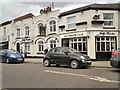 SJ9494 : Bad parking outside the Jolly Carter by Gerald England