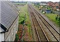 SO9241 : Eckington station (site/remains), 1993 by Ben Brooksbank