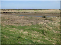 TG0345 : Cley Channel by Pauline E
