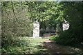 SK6272 : Gates in Clumber Park by Graham Hogg