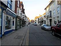 TQ9220 : High Street, Rye by Chris Heaton
