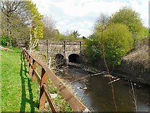 SJ9398 : Dukinfield Aqueduct by Gerald England