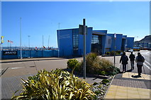 SY6774 : Weymouth & Portland National Sailing Academy by Peter Barr