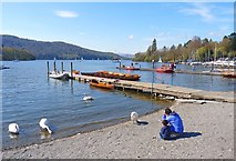 SD4096 : Bowness Bay by Mike Smith