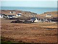 NB5362 : Scattered habitation at Adabroc by John Lucas