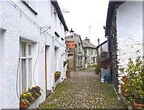 SD3598 : Wordsworth Street, Hawkshead by Mike Smith