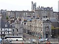 NJ9406 : Roofscape of  Aberdeen by Oliver Dixon