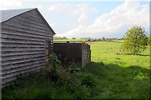 TL0637 : Farm building on the grass field by Philip Jeffrey